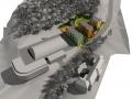 Projekt bytových domů (zdroj: Atelier 2H)