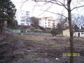 Školní zahrada Na Pláni před vykácením (zdroj: PřáteléMalvazinek.cz, 2012)