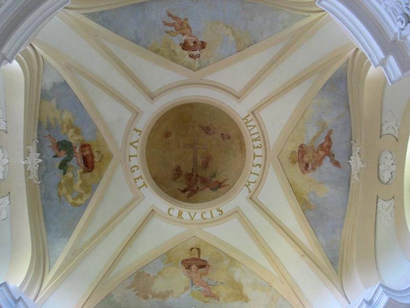 Kaple Nalezení sv. Kříže (autor: Václav Brodský)