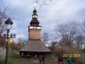 Kostelík sv. Michala krásně opravený (autor: Drahomír Bárta, 25. 12. 2014)