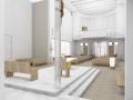 Kostel Krista Spasitele a komunitní centrum Praha Barrandov - autor návrhu Ing. arch. Jakub Žiška