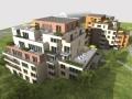 Projekt domu pro seniory (zdroj: Apel Properties, s. r. o.)