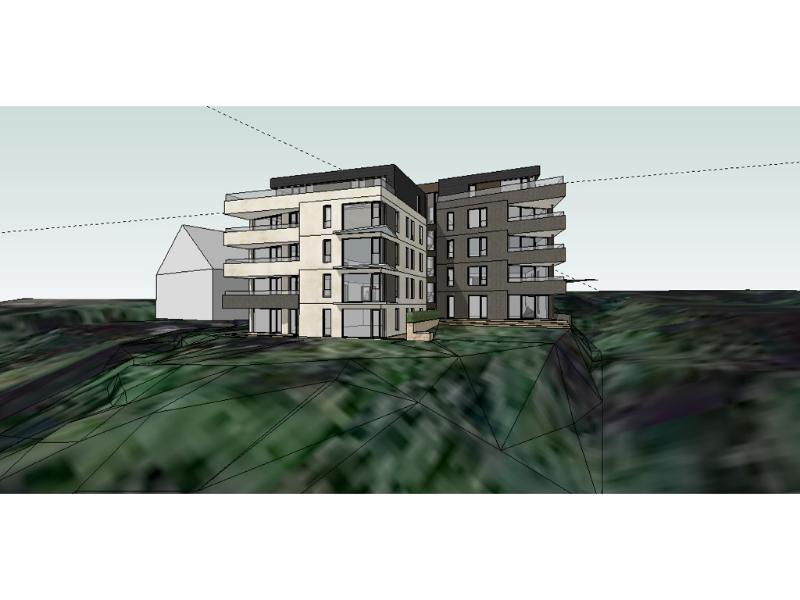 Vysoká hmotná stavba by nenávratně změnila horizont celého barrandovského kopce