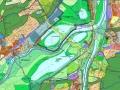 Radotínské laguny - územní plán