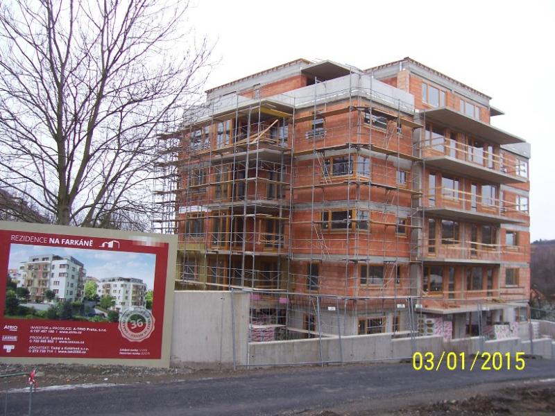 Hrubá stavba (autor: Drahomír Bárta, 3. 1. 2015)
