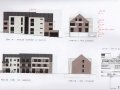 Pohledy na plánované domy